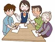アルツハイマーの高齢者がいる家族支援について