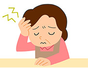 脳卒中の介護は大変?