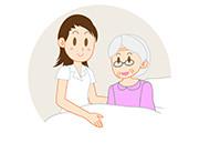 老人ホーム入居者の尊厳を守るケア