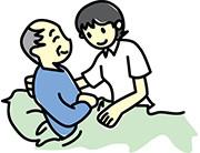 老人ホームでの寝たきり予防策