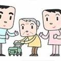 老人ホームで行われている介護予防