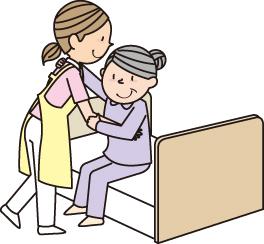 介護で体を壊さない為にはボディメカニクスが大切