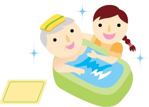 自宅でお風呂に入れない人は訪問入浴がお勧め