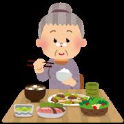 syokuji_obaasan[1]