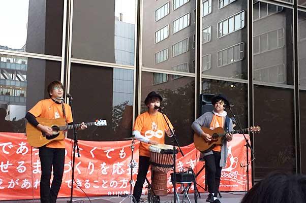 RUN伴+(プラス)2018 パレード-1