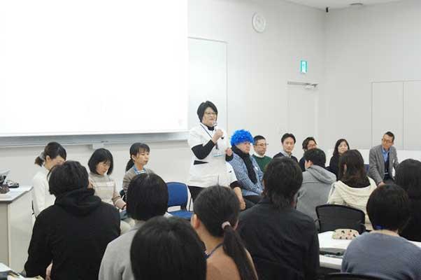 学生さんとの事例検討会に参加しました!2