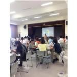 沖縄市ケアマネジャー連絡会にて高齢者住宅仲介センターをアピール