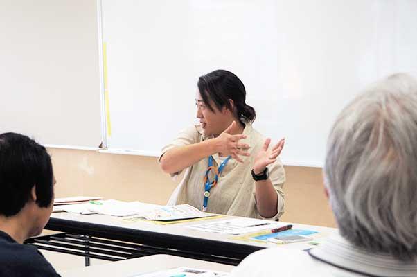 民生委員さんとの勉強会-2