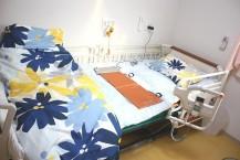 【居室】睡眠を見守る「眠りSCAN」で毎日の睡眠リズムを把握し、生活習慣の改善をご提案致します。