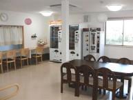 【食堂】おいしいコーヒーの自販機も設置しております!