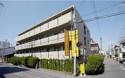 スーパー・コート東住吉2号館