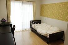 居室(ベッドは持込)
