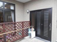 建物正面玄関
