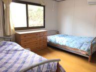 居室は2人部屋もあり、陽当たりも良いです