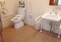 ウォシュレット付トイレ・洗面