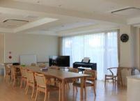 1階(小規模多機能型居宅介護):リビング