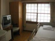 お部屋は全室個室です。