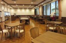 1階食堂(レストラン)