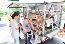 パン移動販売